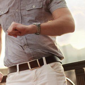 Les 7 Meilleures Montres-bracelets pour petits poignets (Hommes)